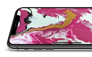 超高清分辨率iPhone Pro Max手机屏幕预览样机模板 Phone 11 Pro Layered PSD Mock-ups插图2