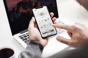 高清逼真实景iPhone X样机模板合集 iPhone X Mock-Up Office Style插图12