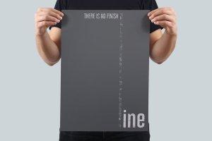 辊筒复印效果PS笔刷 Brayer Brush Kit插图10