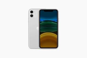 2019年新款iPhone 11苹果手机样机模板[6种配色] iPhone 11 Mockup插图6