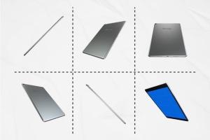 手机APP应用&移动网站iPad Pro样机套件 iPad Pro kit插图6