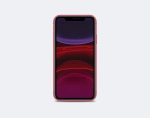 2019年版本iPhone 11手机样机模板 iPhone 11 Mockup插图4
