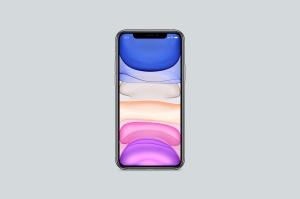 8K超高清分辨率iPhone 11 Pro手机样机模板 iPhone 11 Pro Mockup插图2