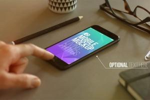 实景iPhone展示样机模板合集 Mobile Mockup Living Photos插图6