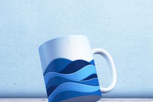 经典图案马克杯样机v3 Mug Mock-up vol.3插图4