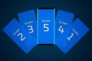 三星智能手机S9设备动态样机模板v2 Animated S9 MockUp V.2插图9