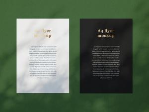 品牌VI设计系统办公用品印刷品套件样机 Stationary Mockup — Set 1插图10