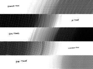 半色调效果iPad绘画应用Procreate笔刷 Procreate Half-tones插图3