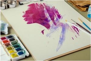 50款水彩手绘数码绘画PS笔刷合集 50 Watercolor Brushes插图3