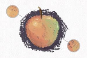 高品质油画质感AI画笔笔刷 Outstanding Oil Paint Brushes插图7