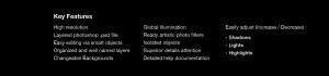 企业信封设计图样机模板 Baronial DL Envelope Mockup插图2