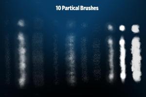 50个Procreate专用的灯光特效笔刷套装插图5