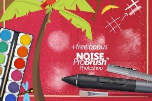 100+高品质PS画笔下载 ProBrush™ 100 + Free Demo插图2