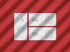 品牌VI设计系统办公用品印刷品套件样机 Stationary Mockup — Set 1插图12