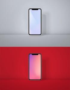 全新发布iPhone 11正面视图样机模板 iPhone 11 Mockup Generator插图3