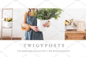 婚礼场景照片样机合集 Ultimate Wedding Stock Photo Bundle插图11