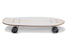 滑板顶部设计正面预览图样机02 Skate_Board-02_Mockup插图9