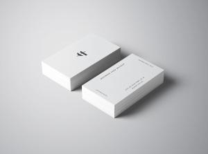 商业/个人名片设计样机模板插图10