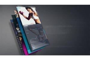 现代独特iPhone X浮动特效 UI设计展示PSD模型Mockups插图6