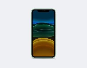 2019全新发布的iPhone 11手机样机模板 New iPhone 11 Mockup插图6