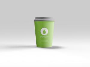 咖啡纸杯定制设计图样机模板 Coffee Cup Mockup插图3
