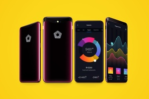 OPPO智能手机Find X样机模板套装 Oppo Find X Kit Mockup插图7