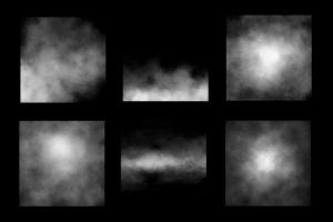 100个薄雾背景纹理PS烟雾笔刷 100 Mist Photoshop Stamp Brushes插图3
