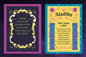 梦幻童话手绘矢量插画素材包 Fairy Tale Illustration Bundle插图7
