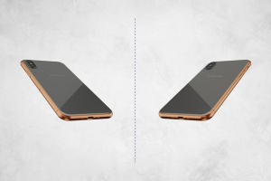 360度全方位 iPhone X 样机模板 iPhone X Kit Mockup插图7