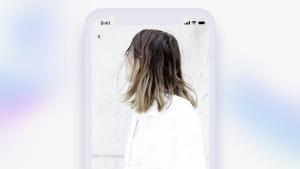 APP应用UI界面设计效果图预览白色iPhone手机样机套装 White iPhone Mockup插图8
