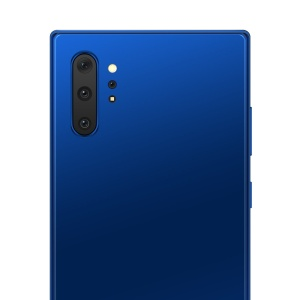 三星智能手机Note 10前视图和后视图样机PSD模板 Note 10 Front and Back Layered PSD MockUps插图5