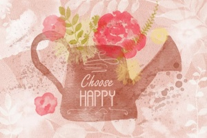 水彩花卉PS印章画笔笔刷 Floral Watercolor PS Stamp Brushes插图(12)