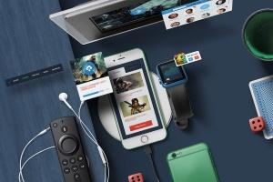 个性化APP&网站设计效果预览样机 App / UI Kit Mockups插图11