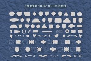 可爱剪纸艺术插画AI设计素材 Paper Kingdom Illustrator Graphic Styles插图11