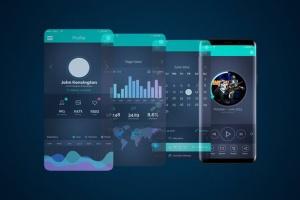 三星智能手机S9设备动态样机模板v2 Animated S9 MockUp V.2插图4