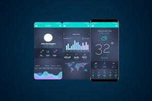 三星智能手机S9设备动态样机模板v2 Animated S9 MockUp V.2插图3