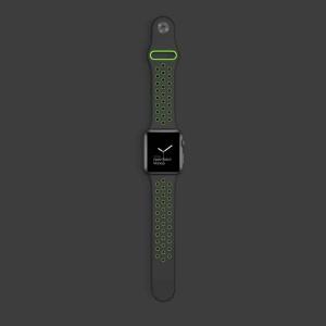 超级主流桌面&移动设备样机系列:Apple Watch 智能手表样机 [兼容PS,Sketch;共2.92GB]插图6