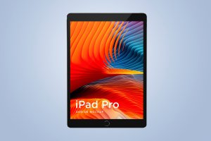 多角度的iPad Pro展示模型Mockup下载[psd]插图10