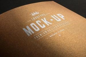 徽标Logo印刷效果展示样机合集 Logo Mockup Set插图6