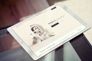 手持iPad Pro平板电脑样机模板 iPad Pro Mockups v5插图3