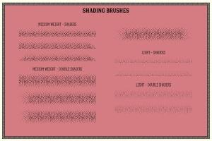 雕刻画设计AI笔刷下载 The Master Engraver – Brushes插图(11)