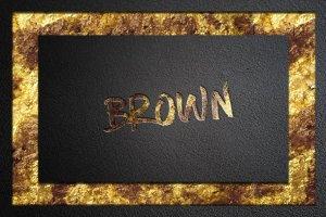 创意水彩金箔PS图层样式[1.1GB] Watercolor and Gold Layer Styles PS插图13