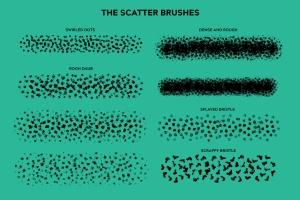 令人难以置信印象派点画绘画效果AI画笔笔刷 Incredible Impressionism | Brushes插图(8)