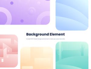 一流设计素材网下午茶:2D社交工作场景概念插画下载[Sketch,Ai,XD,fig]插图6