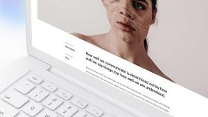 白色超极本笔记本电脑样机模板 White Laptop Mockup插图8