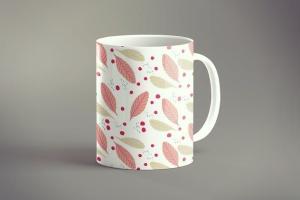 3D马克杯外观设计样机模板 Mug Mockup插图3