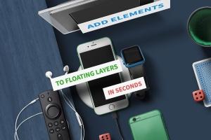 个性化APP&网站设计效果预览样机 App / UI Kit Mockups插图6