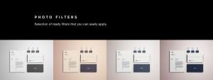 高端品牌VI设计办公用品预览样机PSD模板 Full Branding & Identity Mockup PSD插图9