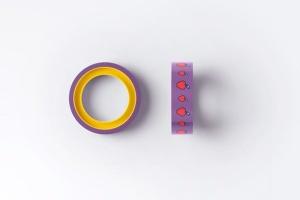 管道胶带印花印刷图案样机模板 Duct Tape Mock-up插图4