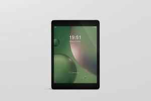 iPad平板电脑屏幕设备样机 Tablet Screen Mockup插图7